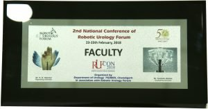 2nd national conference of robtic urology forum