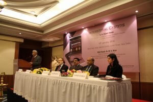 Dr. Rajesh Taneja at book launch event
