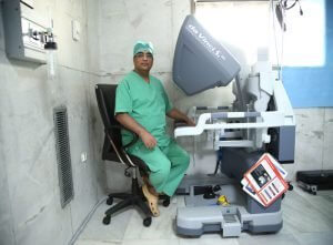 Urologist at Apollo Hospital