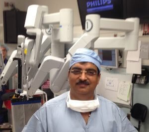 Top robotic surgeon of india