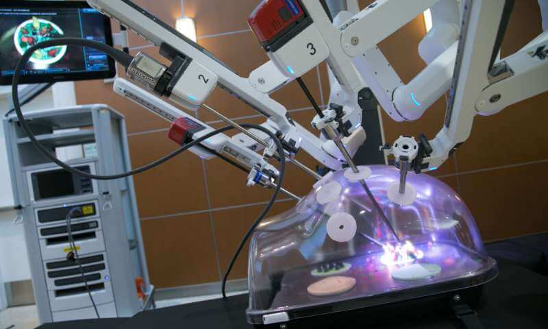 Robotic Surgery & Role of Robotic Urologists in India